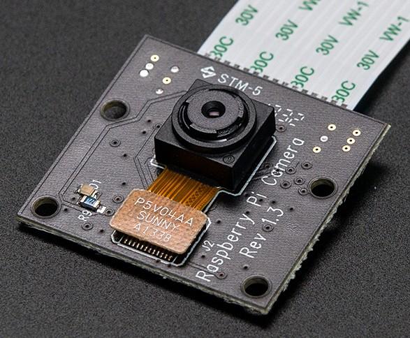 Càmera infrarojos Raspberry Pi