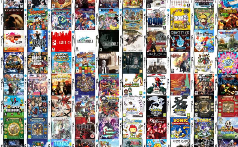 Els millors de Nintendo DS [els meus]