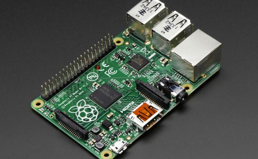 Experiments amb Raspberry Pi