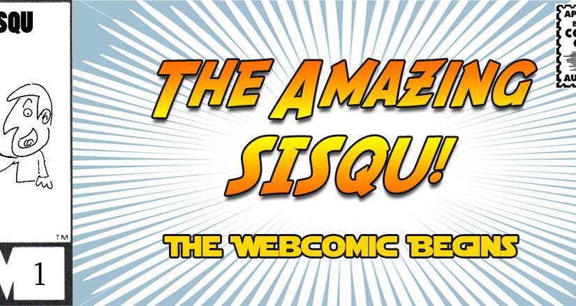 Web Còmic – Les aventures de SisQu
