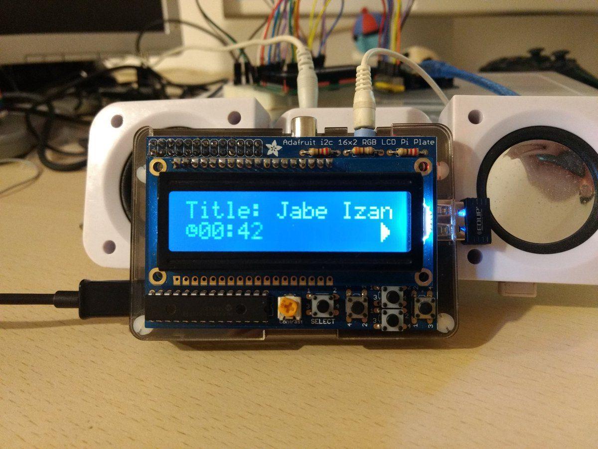 Inici projecte Raspberry Pi: Mopidy + TEA5767 (Ràdio FM)
